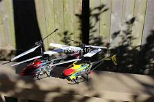 """DFD F162 2.4G Thunder RC HELICOPTER 4.5ch metal GYRO Easy Battery Replacement13"""""""