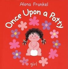 *BRAND NEW* ONCE UPON A POTTY - GIRL (Childrens Book, Toilet Training)