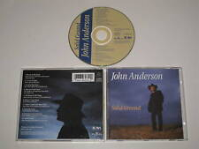 JOHN ANDERSON/SOLID GROUND (BNA 66232-2) CD ALBUM