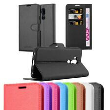 Case for LG G7 ThinQ Phone Cover Protective Book Kick Stand