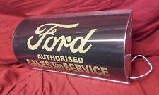 More details for ford,hot rod,vintage style,garage,light up,sign,display,mancave,workshop,shed