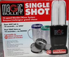 The Magic Bullet Blender Mixer 12 Piece Personal Size