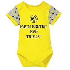 BVB-Babybody Mein erstes BVB Trikot Gr. 50-86 Borussia Dortmund