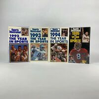 Sports Illustrated The Year in Sports - 1992 - 1995 VHS