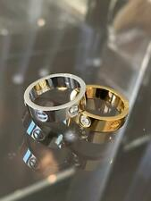 Love Ring High Quality Stainless Steel Unisex - Perfect Gift!!