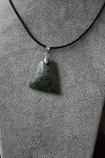 Anhänger Chrysokoll 925 Silber Energie Tachyon Medalion Halskette N172