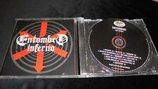 Entombed – Inferno 2003 MFN MINT- CD death black doom