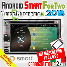 AUTORADIO Android 6.0 QuadCore WIFI SMART FOR TWO 2007-2010 BLUETOOTH/DAB/DVD...
