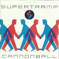 45 TOURS  2 TITRES / SUPERTRAMP  CANNONBALL          A3