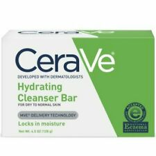 CeraVe Hydrating Cleansing Bar 4.5 oz (Pack of 7)