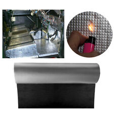 Car Heat Shield Thermal Insulation Mat Auto Sound Deadener Noise Proof 196
