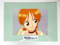 One Piece Nami ANIME Japan Toei Animation Reproduction Cel