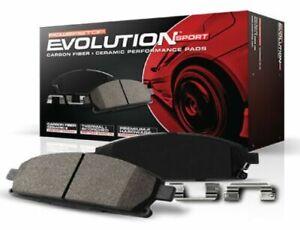 Disc Brake Pad Set Rear Power Stop Z23-1274