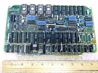 NEW Motorola/ Micro Industries M68MM04A Controller Board 34038602-001 REV J