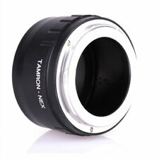 Tamron Adaptall 2 AD2 lens to Sony NEX E mount adapter NEX-7 5N C3 VG10E