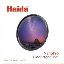 Haida NanoPro MC Clear Night Light Pollution Filter 52/55/58/62/67/77/82mm