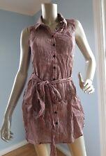 CUE long sleeveless shirt size 8