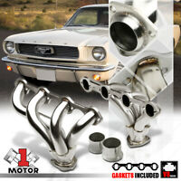 Stainless Steel Exhaust Header Manifold for Small Block Ford Windsor 289-351 V8