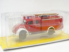 Ixo Presse Hachette Pompiers 1/43 - MAGIRUS Deutz Jupiter-FPT