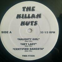 "Various – Naughty Girl - The Killah Kuts – Vinyl, 12"", 33 ⅓ RPM, Unofficial R."