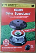 New Oregon Gator SpeedLoad Trimmer Head and Line Replacement System #24-250-W