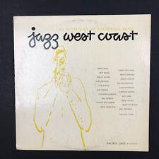"JAZZ WEST COAST Mulligan Pacific Jazz JWC 500 VINYL LP 12"" Record Vintage Album"