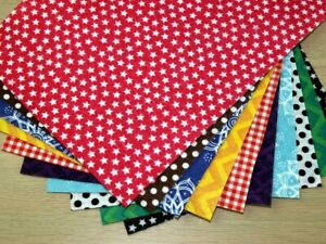 Patterned Soft Craft Felt Assortment Pack - Assorted Colours