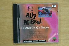 Hollywood Session Singers  ‎– Hits From All McBeal: 16 Songs For 90's (Box C265)