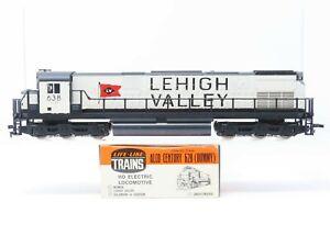 HO Scale Life-Like T628 LV Lehigh Valley ALCO C-628 Diesel Locomotive #638 DUMMY