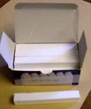 12 Stück Kreide Staedtler 2350 weiss gespitzt Stangenkreide Tafelkreide Neu
