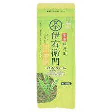 New Japanese Green Tea IYEMON CHA Matcha Blend Genmaicha 200g Japan