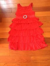 Girl's  Candies Red dress Size 8