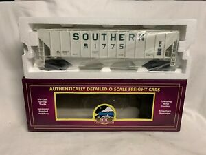 ✅MTH PREMIER SOUTHERN PS-2CD HIGH SIDED COVERED HOPPER CAR 20-97256! NORFOLK NS