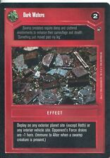 Star Wars CCG A New Hope Limited BB Dark Waters
