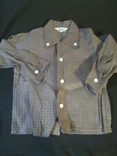 Vintage Baby Honeysuckle Sears & Roebuck sz 2, pants & shirt, tailored for boys