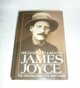 James Joyce, New and Revised Edition by Ellmann, Richard (Hardcover) S-58