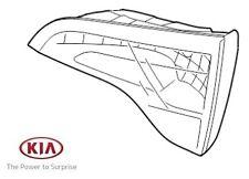Genuine Kia Sorento 2013-2015 Rear Lamp Assy - LED type - INNER RH 924062P600