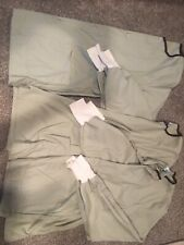 New listing Womens Lot Of 3 Khaki Beige Scrubs Button Up Jacket Small