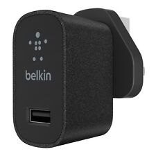 Belkin mixit 2.4 amp Universal Home Charger. iPhone, Samsung, Android - Black