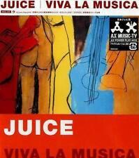 JUICE - VIVA LA MUSICA - Japan CD - NEW J-POP