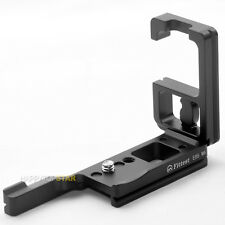 QR Quick Release L-Bracket Mount Camera Grip For Canon EOS M6 RRS Arca Swiss CNC