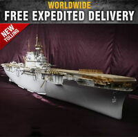 1/200 USS CV-8 HORNET Super DX PACK with FULL WOODEN DECK for Trumpeter #MD20007