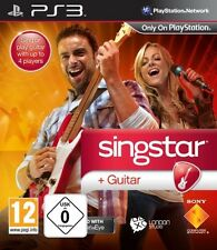 PS3 Spiel Singstar Sing Star Guitar NEU&OVP Playstation 3 Karaoke
