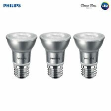 Philips LED Classic Glass Dimmable PAR16 40-Degree Spot Light Bulb: 400-Lumen, 3