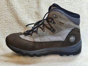 Lafuma Gore-Tex mens Walking Boots Suede Brown/Grey UK 8 EUR 42