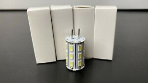 GY6.35 LED 12V AC DC 5 Watt Daylight White 6000K G6.35/GY6.35 Bi-Pin Base