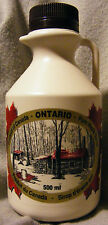 ONTARIO PURE MAPLE SYRUP - NATURE'S WONDER - ONLY IN CANADA - 500 ml