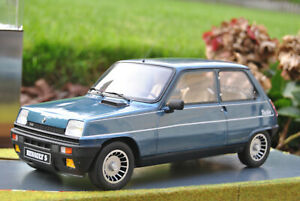 Renault R5 Renault5 Alpine turbo Ottomobile 1/12 !! kein 1/18 NEU