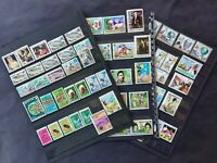 TCHAD: 69 new and used stamps
