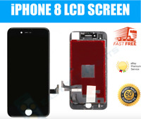BLACK For iPhone 8 Assembly Genuine OEM Quality LCD Digitizer Screen Replacement
